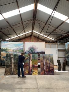 Artists Workshops Albury Wodonga