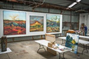 Art workshops Albury Wodonga