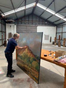 Corporate Art Consultant Melbourne