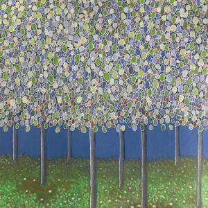 The Grove, art