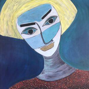 Face me Blue