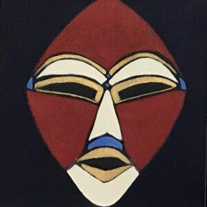 Mask Me Three, art