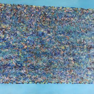 Bonnel, Kerrie. Spirit of the Day Blue, art