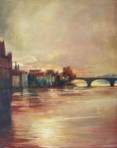 Kleinboonschate, Robert. Prague, art