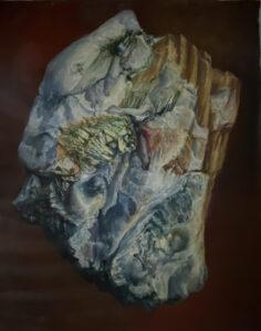 Kleinboonschate, Robert. Rock Series X, art
