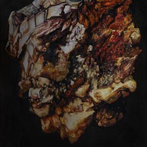 Kleinboonschate, Robert. Rock Series XII, art