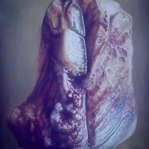 Kleinboonschate, Robert. Rock Series XIII, art