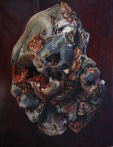 Kleinboonschate, Robert. Rock Series XIV, art
