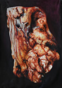 Kleinboonschate, Robert. Rock Series XV, art