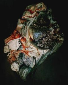 Kleinboonschate, Robert. Rock Series XVI. art