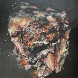 Kleinboonschate, Robert. Rock Series XXII, art