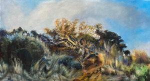 Kleinboonschate, Robert. Sand Dune Series II, art
