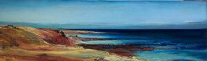 Kleinboonschate, Robert. Sand Cliff Series III, art