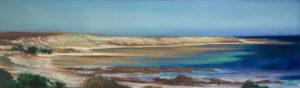 Kleinboonschate, Robert. Sand Cliff Series V, art