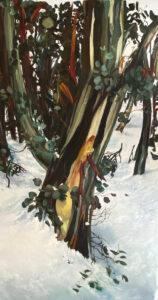 Kleinboonschate, Robert. Snow Gum Series III, art