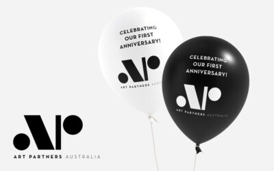 Art Partners Australia celebrates it's First Anniversary.